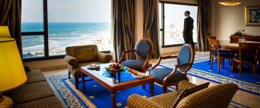 David Intercontinental Hotel Tel Aviv
